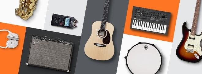 Gear4Music Guitar