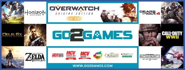 Go2Games Discount Code