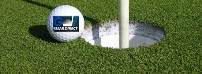 Golf Gear Direct golf ball