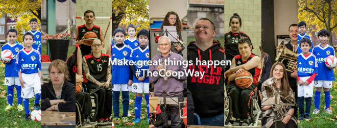 Great things happen the Co op way