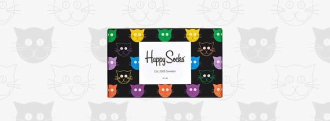 Happy Socks print
