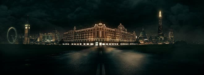 Harrods cover image