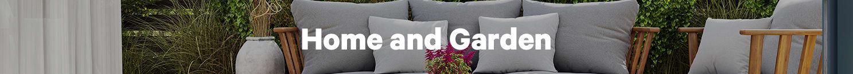 Home and garden vouchers