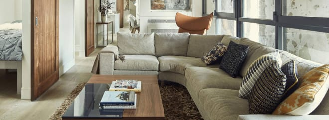 Houzz sofa