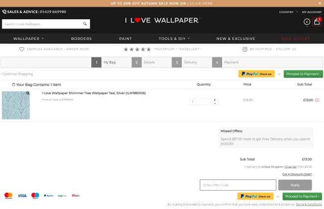 Ilovewallpaper discount code