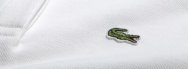 Lacoste banner VC