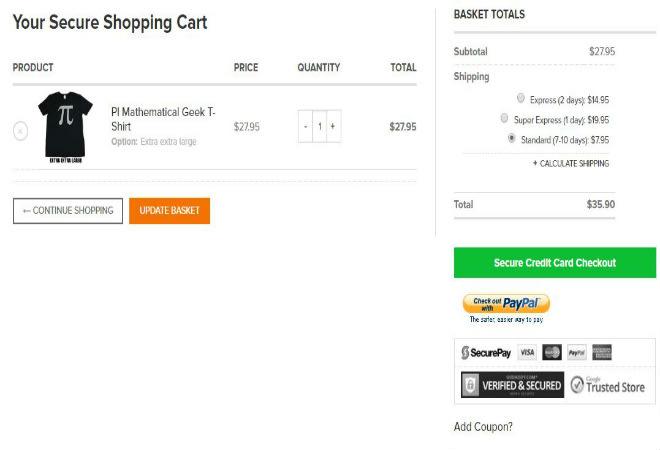 Latest Buy Basket