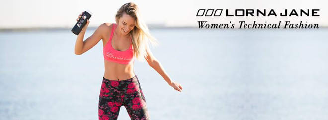 Lorna Jane activewear