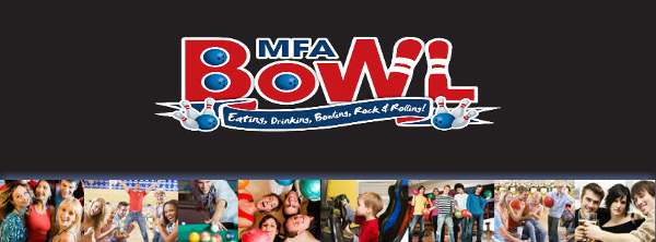 MFA Bowling vouchers