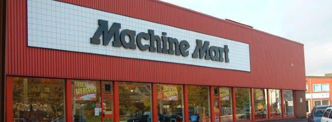 Machine Mart Store