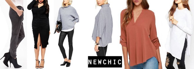 Newchic clothing