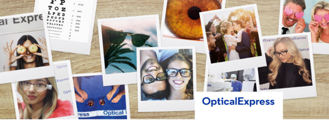 Optical Express Voucher