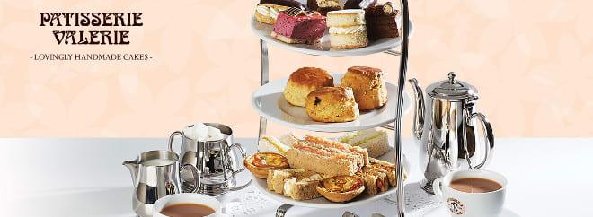 Patisserie Valerie cake