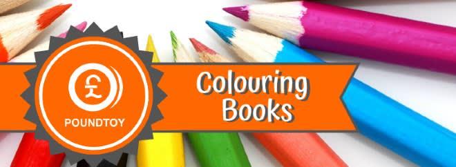PoundToy Colouring Pencils