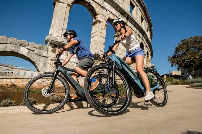 Pure Electric e-bikes