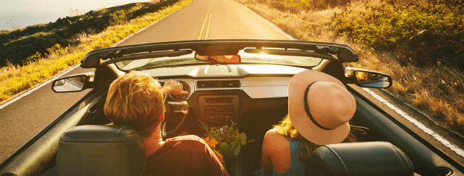Questor insurance car couple