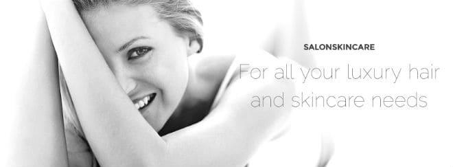 Salon Skincare banner