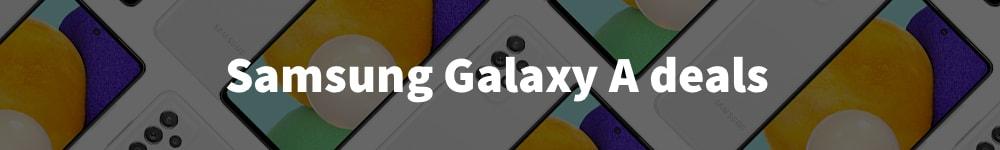 Samsung Galaxy A deals