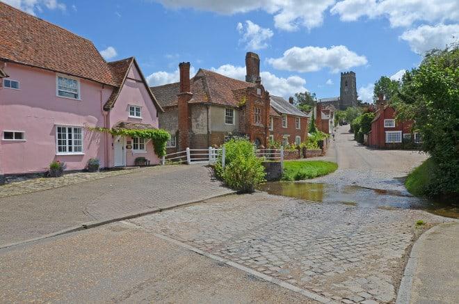 Suffolk Secrets cottages