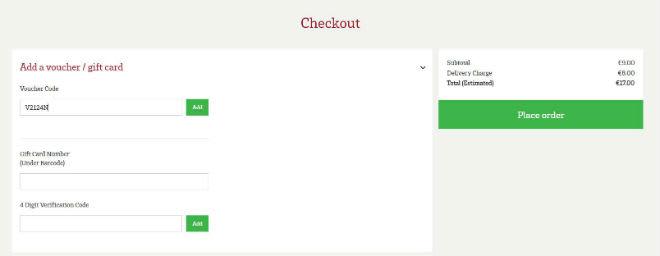 SuperValu Discount Code