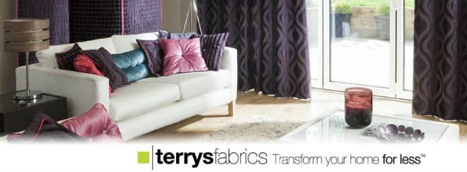 Terry s Fabrics banner