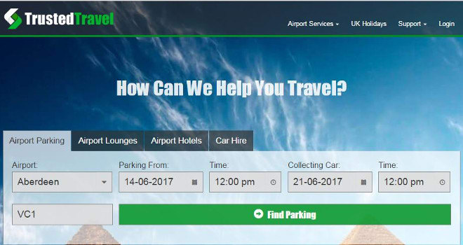 Trusted Travel discount code