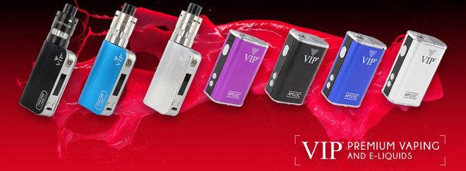 VIP E cig kit