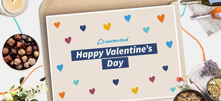 Valentines day vouchercloud deals