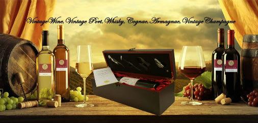 Vintage Wine Gifts Voucher