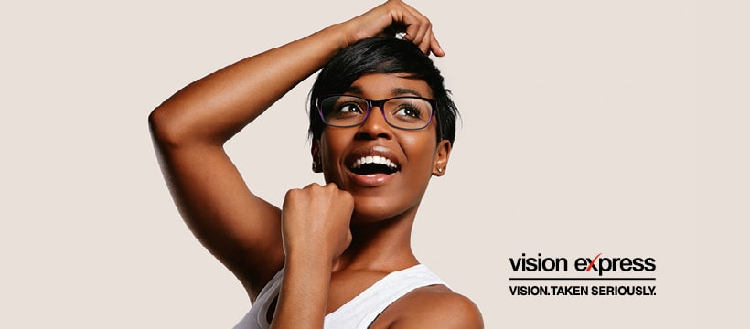 Vision Express contacts