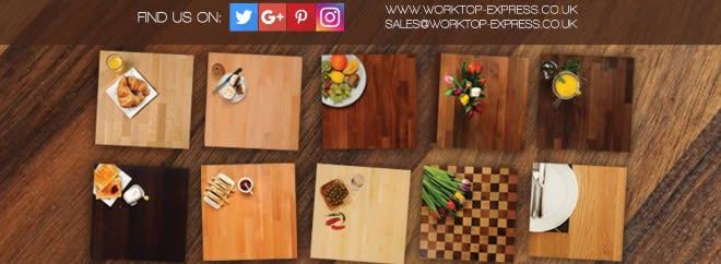 Worktop Express Oak Worktop