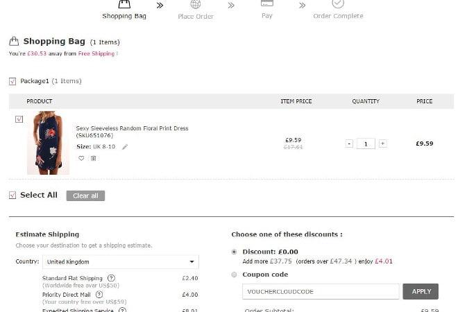 Yoins discount code