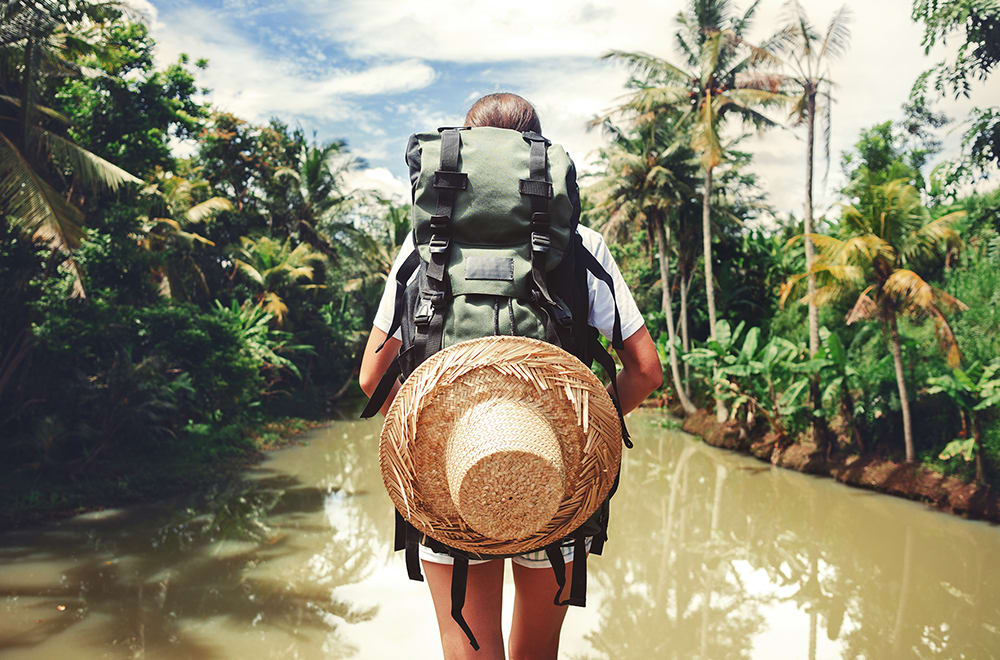 Backpacker Holiday