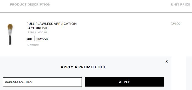 bareminerals discount