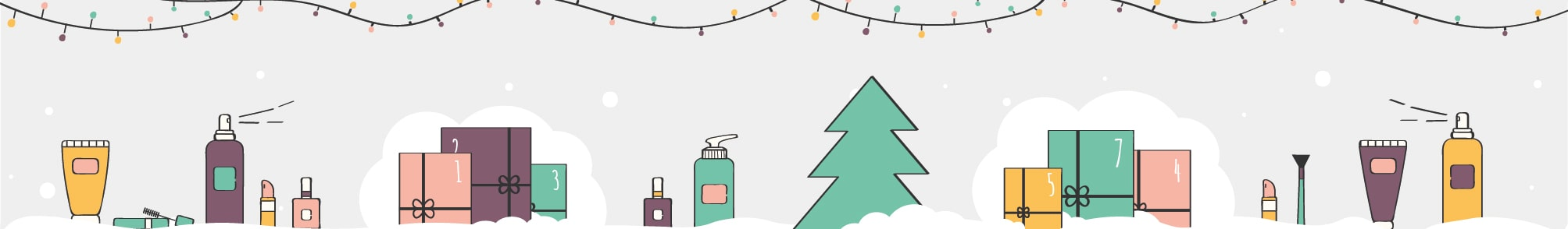 Beauty Advent Calendar Banner Image