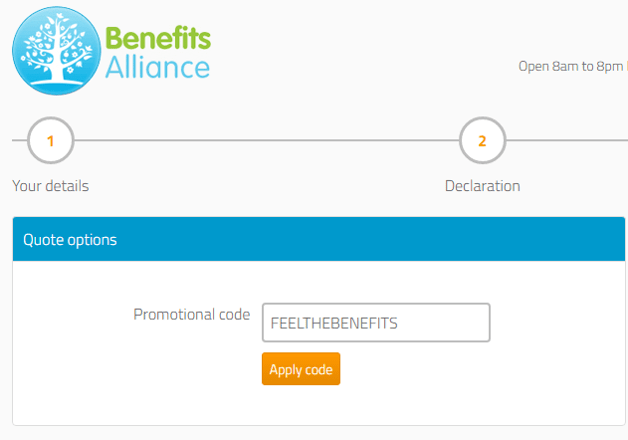 benefits alliance how to