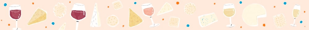 cheapest wine and cheese in europe