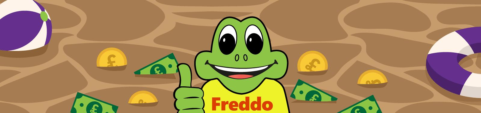Freddo Index Banner