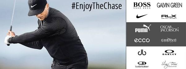 golf poser banner`