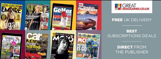 great magazines discounts