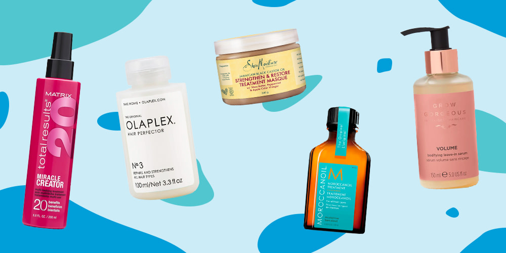 Lookfantastic hair care products
