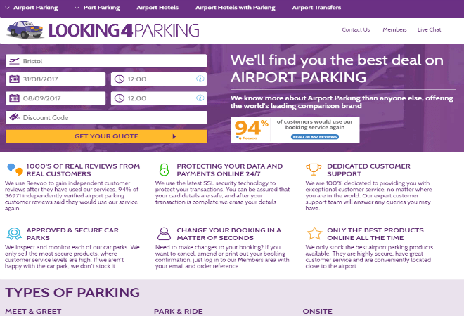 10 off looking4parking airport parking discount codes for looking4parking discount code m4hsunfo