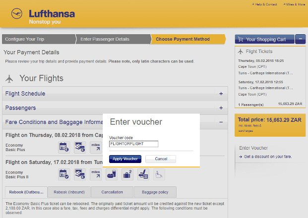 lufthansa how to