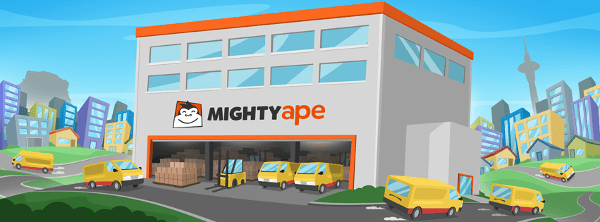 mighty ape banner