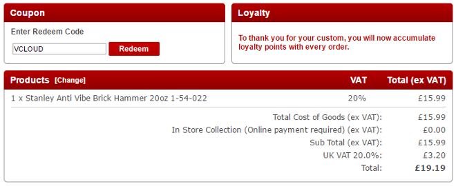 my tool shed voucher