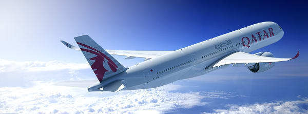 qatar airways banner