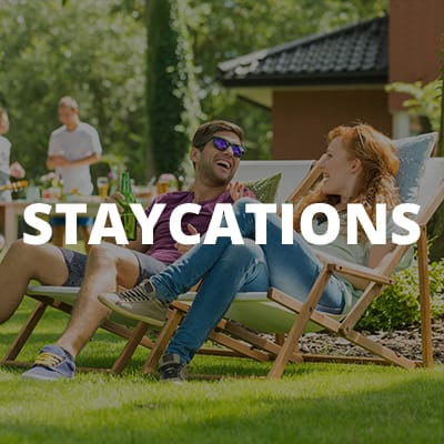 Staycation offers