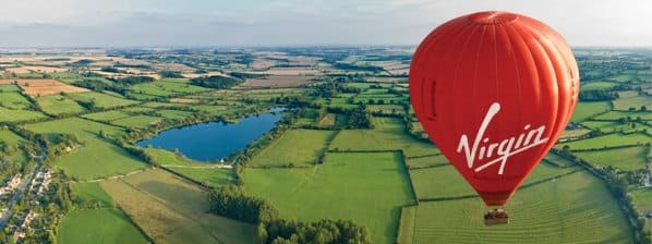 virgin balloon flights vouchers