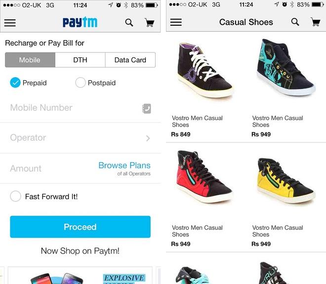 Paytm App