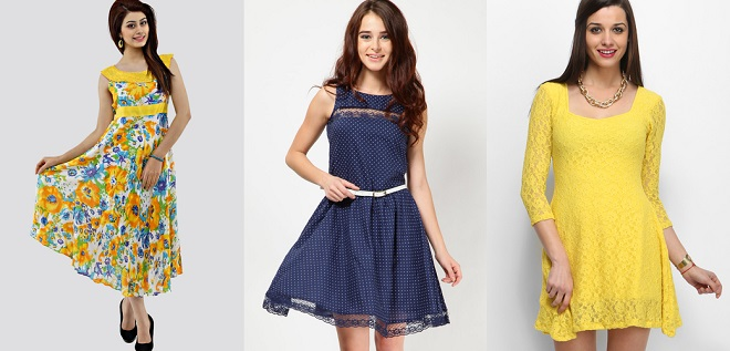 Jabong Dresses